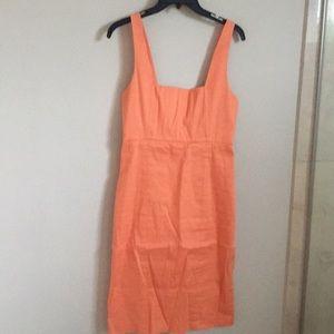 🍊Alice + Olivia Linen Day Dress 🍊